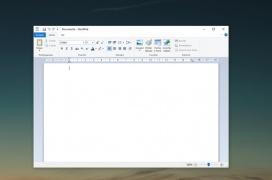 Microsoft comienza a introducir anuncios en Wordpad, una aplicación de Windows 10