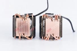 AMD está preparando un disipador Wraith Prism con seis heatpipes