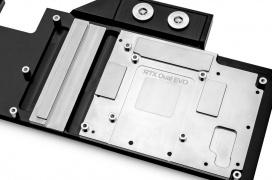 Ya disponibles los bloques de refrigeración líquida EK Quantum Vector DRGB para las ASUS RTX 2070 y 2080 DUAL