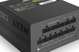 Diseño modular, refrigeración híbrida y eficiencia 80 PLUS Gold en las nuevas fuentes NZXT C Series