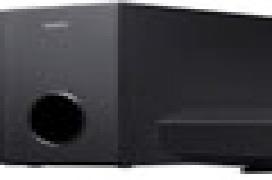Nuevas barras de sonido HT-CT60 y HT-CT260 de Sony