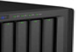DiskStation DS1813+, un nuevo NAS de Synology con 8 bahías para discos duros