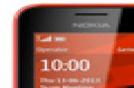 Nokia mantiene su apuesta por terminales de gama baja con dos nuevos modelos