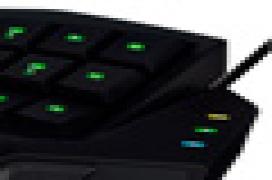 Razer Tartarus, un nuevo Keypad para jugadores