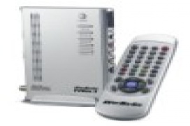 AVerMedia TVBox 5 External TV Device