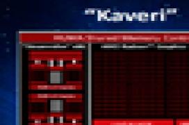 AMD anuncia el lanzamiento de las APU Kaveri para enero del 2014