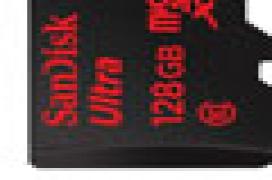 SanDisk presenta una tarjeta microSD de 128 GB