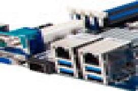 Llega la primera placa base LGA2011 con conectividad Ethernet de 10 Gbps