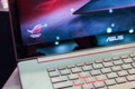 ASUS ROG GX500, un ultrabook gaming con una GTX 860M y 19 mm de grosor