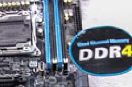 ASRock también muestra dos placas base X99 con soporte DDR4