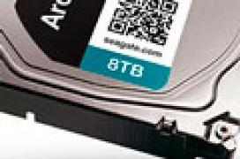 Seagate comienza a enviar sus primeros HDD de 8 TB