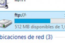 Cómo montar un FTP como una unidad en Windows