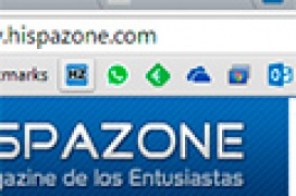 Optimiza tu barra de marcadores en Chrome dejando solo iconos.