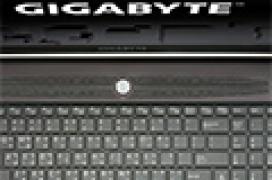 Gigabyte comienza a tener disponibles portátiles en España