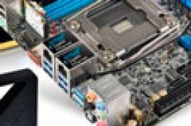 ASRock X99E-ITX/ac, una placa Mini-ITX para procesadores Haswell-E