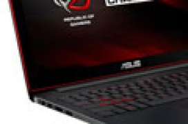 ASUS ROG G501, potencia gaming en tan solo 2 centímetros de grosor