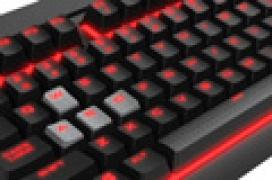 Corsair STRAFE, un teclado mecánico con efectos de iluminación