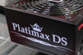 Enermax hace totalmente modulares su gama de fuentes Platimax DS
