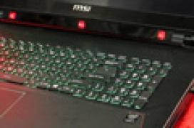 MSI añade tecnología de seguimiento ocular a su portátil GT72 Dominator Pro
