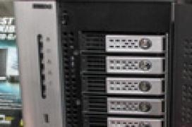 Thecus nos muestra sus NAS N7770-G y N8880U-G con red 10GbE de serie
