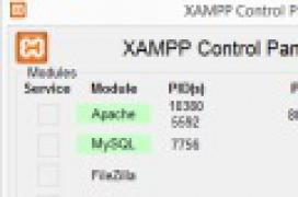 Cómo tener un Xampp portable