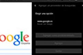 Cambia el buscador por defecto de Windows 10 Edge