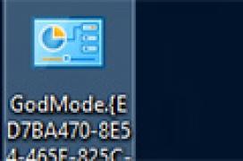 """Habilita el """"God Mode"""" en Windows 10"""