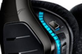 Logitech también desvela sus nuevos auriculares gaming