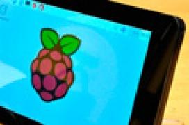 Lanzan una pantalla táctil oficial para las Raspberry Pi