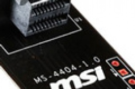 MSI anuncia la tarjeta Turbo U.2 Host Card para M.2