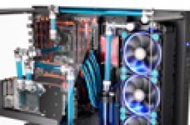 Thermaltake Core P5, una torre ATX personalizable con piezas impresas en 3D