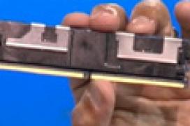 Intel muestra los primeros SSD XPoint 3D incluyendo uno con interfaz DDR4