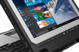 Panasonic ToughBook 20, un tablet convertible a prueba de golpes