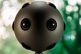 Facebook ya soporta vídeos 4K  en directo de 360 grados