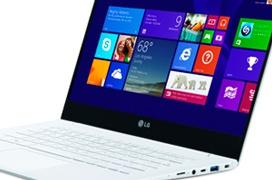 LG presenta su nuevo ultrabook Slimbook