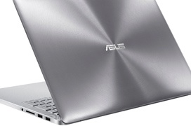 ASUS ZenBook Pro UX501, nuevo ultrabook de alto rendimiento