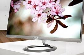 ASUS lanza su nuevo monitor sin marcos Designo MX25AQ