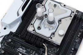 EK también prepara bloques de una pieza para placas ASUS X99