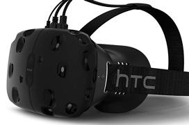 HTC confirma que sus gafas de realidad virtual Vive llegarán en abril del 2016