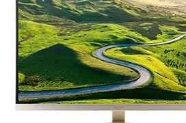 El nuevo Acer Serie H7 es el primer monitor con conectividad USB Tipo C