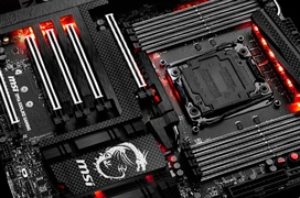 MSI X99A Godlike Gaming Carbon y Z170A Gaming Pro Carbon