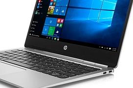 HP reduce el grosor del EliteBook Folio a tan solo 12,4 mm