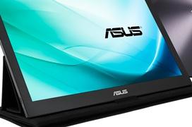 ASUS muestra un monitor que solo necesita un puerto USB Type-C para funcionar