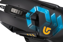 Logitech añade iluminación RGB a su ratón avanzado G502