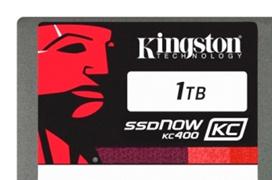 Kingston KC400, nuevos SSD corportativos