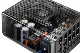 Cooler Master MasterWatt Maker 1200, fuente digital 80 PLUS TITANIUM