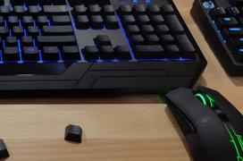 Nuevos ratón y teclado Cooler Master Devastator II