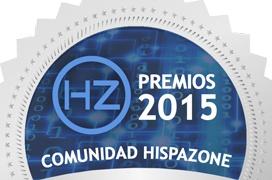 Ganadores de los Premios Comunidad Hispazone 2015