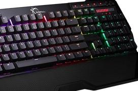 G.Skill lanza una versión más barata de sus teclados RIPJAWS KM780 sin las teclas intercambiables