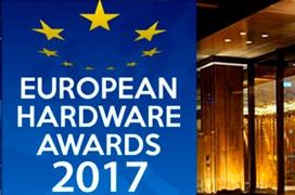 Desvelados los ganadores de los European Hardware Awards 2017